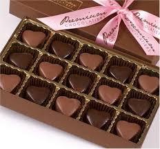 The Real Chocolate Cocok Hadiah Imlek dan Valentine Day