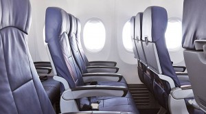 Bagian kursi pesawat tepat penumpang obesitas