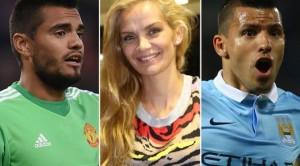 Bomber-Manchester-City-Aguero-Bantah-Isu-Skandal-Seks-dengan-Istri-Kiper-Manchester-United-Sergio-Romero